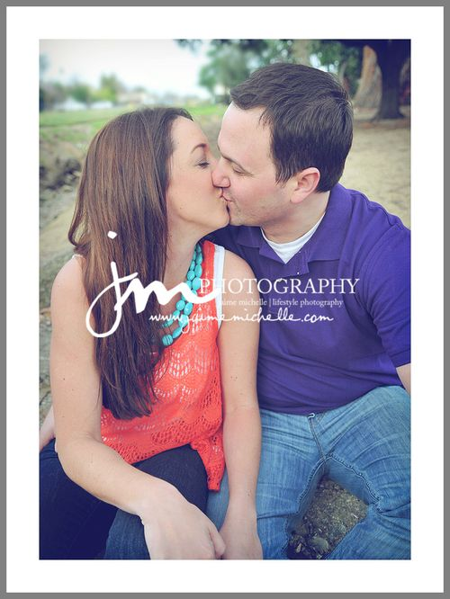 Boerne TX engagement portrait photographer